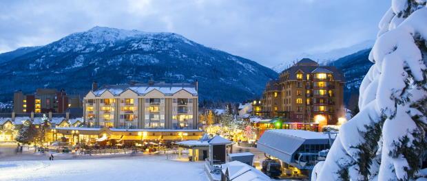 Photo of Whistler, British Columbia