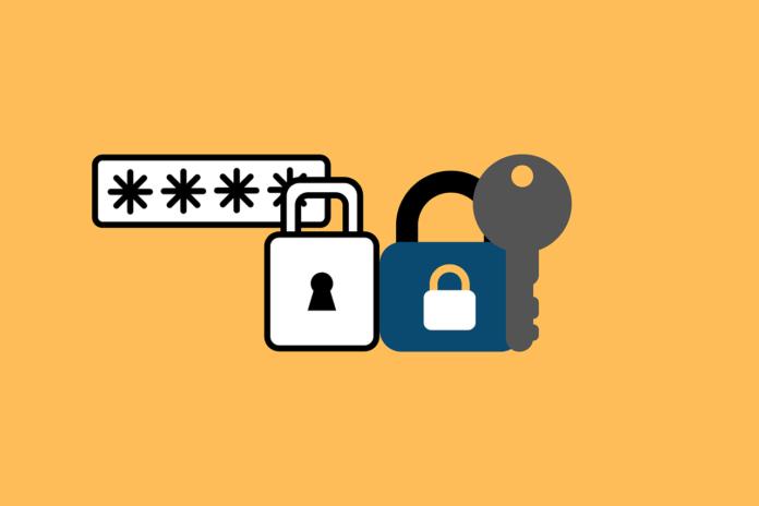 Material design of lock and keys
