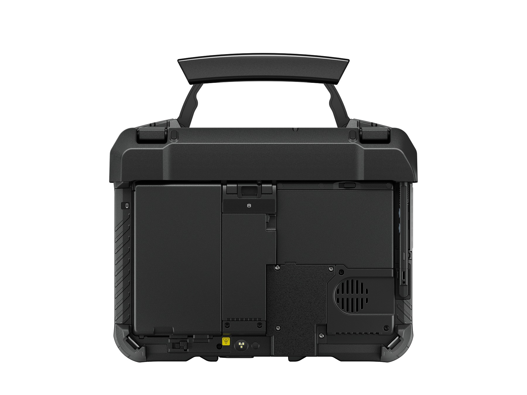 A rear look at the Toughbook G2