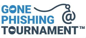 Logo for Gone Phishing Tournament