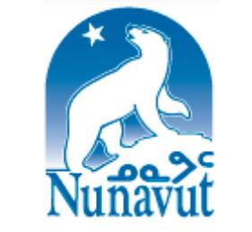 Logo of the Canadian territory of Nunavut